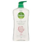Dettol Parents Approved Shower Gel Body Wash Rose 950ml