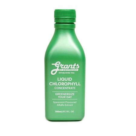Grants Liquid Chlorophyll 500ml