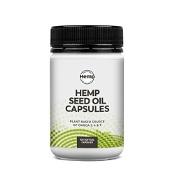 Essential Hemp Hemp Seed Oil 100 Capsules