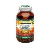 Green Nutritionals Organic Green Vitamin C 60 Capsules