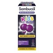 Sambucol Kids Black Elderberry Liquid 120ml