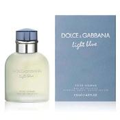 Dolce & Gabana Light Blue Pour Homme Eau de Toilette Spray 125ml