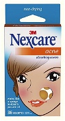 Nexcare by 3M Acne Absorbing Covers Assorted 36 Pack