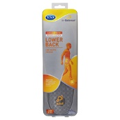 Scholl In-balance Lower Back Orthotic Insole Medium