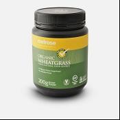 Melrose Organic Wheatgrass Powder 200g