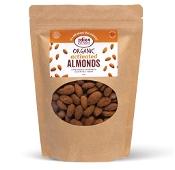 2Die4 Activated Organic Vegan Almonds 300g