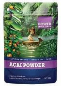 Power Super Foods Acai Powder Organic 100g