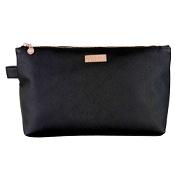 Wicked Sista Premium Black Large Luxe Cosmetic Bag