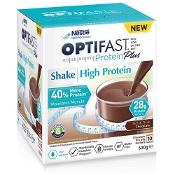 Optifast VLCD Protein Plus Shake Chocolate 10 Sachets