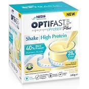 Optifast VLCD Protein Plus Shake Vanilla 10 Sachets