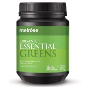 Melrose Organic Essential Greens 200g