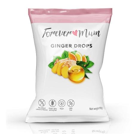 Forever Mum Ginger Drops 90g