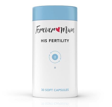 Forever Mum His Fertility 30 Capsules