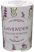 Lavender Talcum Powder 50g