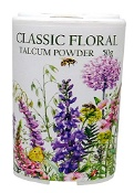 Fragrant Talc Floral 50g