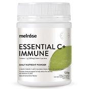 Melrose Vitamin C + Immune 120g