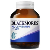 Blackmores Multivitamin for 50+ 90 Capsules