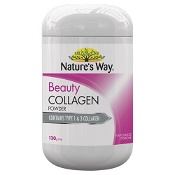 Natures Way Beauty Collagen Powder 120g