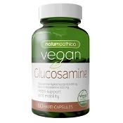 Naturopathica Vegan Glucosamine 60 Capsules