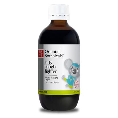 Oriental Botanicals Kids Cough Fighter 200ml