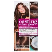L'Oreal Casting Creme Gloss 500 Medium Brown Hair Colour