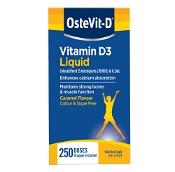 OsteVit-D Vitamin D3 Liquid 50ml (250 Doses)