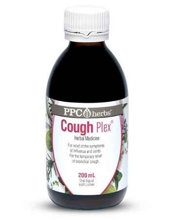 PPC Herbs Cough Plex 200ml