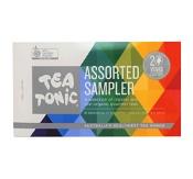 Tea Tonic Sampler Box 31 Assorted Tea Bags