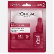 L'Oreal Revitalift Lifting Sheet Mask 30g