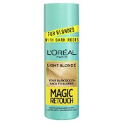 L'Oreal Magic Retouch Blonde with Dark Roots Light Blonde 75ml