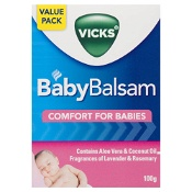 Vicks Baby Balsam 100g