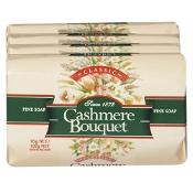 Cashmere Bouquet Soap Classic 4 Pack
