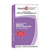 Health Alert UTI Health Screening Test Kit 1 Pack