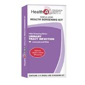 Health Alert UTI Health Screening Test Kit 3 Pack