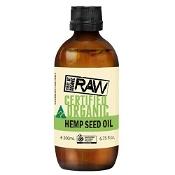 Everybit Organic Raw Hemp Seed Oil 200ml