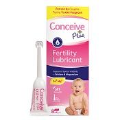 Conceive Plus Fertility Lubricant 4g x 8 Pack