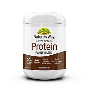 Natures Way Instant Natural Protein Chocolate 375g