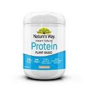 Natures Way Instant Natural Protein Vanilla 375g