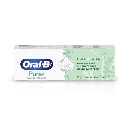 Oral B Toothpaste Pure Multi Protect 100g