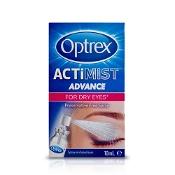 Optrex Actimist Advance Preservative Free Spray 10ml
