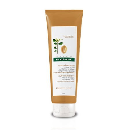 Klorane Nutri-Reparative Leave-In Cream with Desert Date 125ml