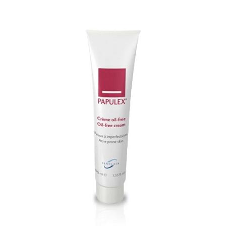 Papulex Oil Free Cream for Acne Prone Skin 40ml