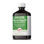 Ferro-liquid Ferrous Sulfate 30mg/ml 250ml
