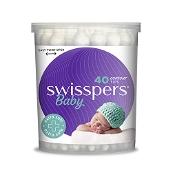 Swisspers Baby CottonTips 40 Pack