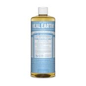 Dr Bronners Pure Castile Liquid Soap Baby Unscented 946ml