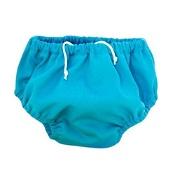 Pea Pods Swimmers Aqua Blue Large