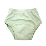 Pea Pods Training Pants Green Large