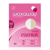 Waxaway Waxing Essentials 60 Pack