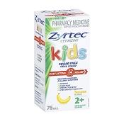 Zyrtec Kids Fast Acting Allergy & Hayfever Relief Banana 75ml