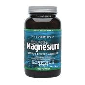 Green Nutritionals Marine Magnesium Powder 100g